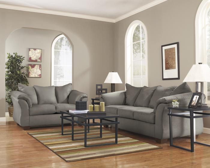 Pc sofa set sofa and loveseat on harlem furniture living room sets