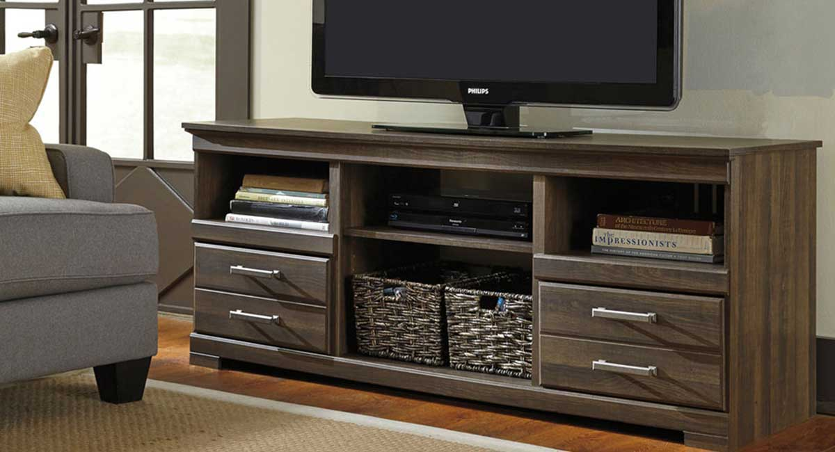 Frantin Large TV Stand