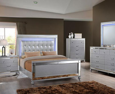 New Classic Home Furninishing  Bedrooms